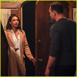 Iris Meets Cicada Face to Face on 'The Flash' Tonight