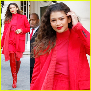 Zendaya Has A Cool Ritual She Does To Relax