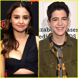 Aimee Carrero Says Joshua Rush Is An 'Angel' For Doing This For Her