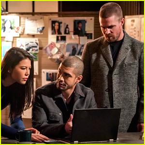 Oliver Bonds With New Half-Sister Emiko on 'Arrow' Tonight