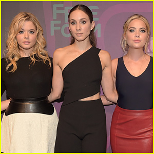 Ashley Benson & Troian Bellisario Might Direct Possible 'Perfectionists' Season 2!