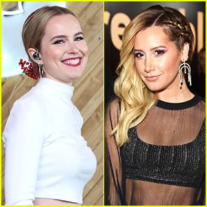 Bridgit Mendler & Ashley Tisdale To Star in Netflix's 'Merry Happy Whatever'