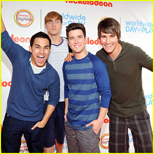 Fans Now Want Big Time Rush To Reunite & Their Tweets Are Everything!