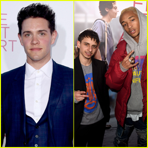 Casey Cott Supports Cole Sprouse at 'Five Feet Apart' Premiere