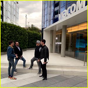 'Drake & Josh' Stars Drake Bell & Josh Peck Reunite for a Business Meeting! (Exclusive)
