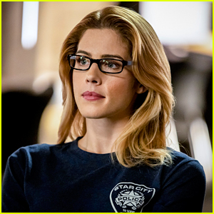 Emily Bett Rickards to Exit 'Arrow' After Season 7