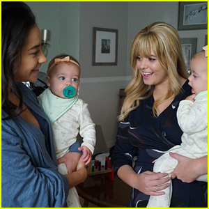 Sasha Pieterse & Marlene King Open Up About Emison & The Twins' Future in 'The Perfectionists'