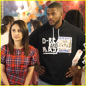Francia Raisa Doesn't Like Anything That Ana Is Doing With Aaron on 'Grown-ish'