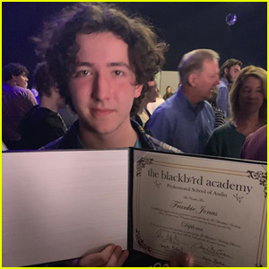 Nick & Joe Jonas Congratulate Younger Bro Frankie on Graduating!