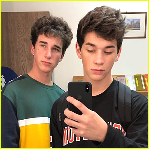 Social Influencer Brothers Hunter & Brandon Rowland Announce Emancipation From Mom