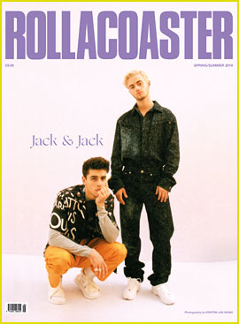 Jack & Jack Want Their Music To Inspire & Move People