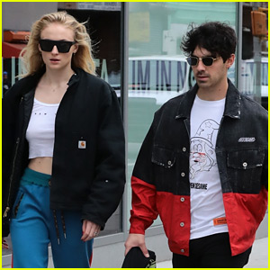Sophie Turner Steps Out with Joe Jonas After Big 'Game of Thrones' News!