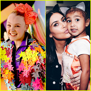 JoJo Siwa & North West Are Filming a YouTube Video Together!