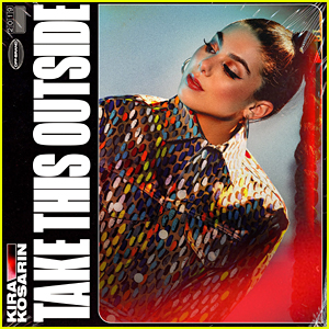 Kira Kosarin Drops Final Single 'Take This Outside' From Debut Album - Listen Here!