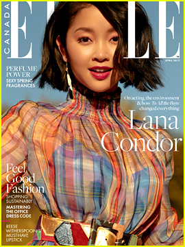Lana Condor Opens Up About Her Life Growing Up