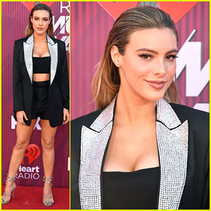 Lele Pons Sparkles at iHeartRadio Music Awards 2019