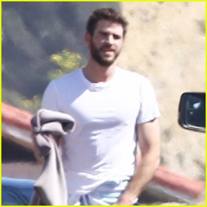 Liam Hemsworth Does Some Surfing in Malibu