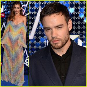 Liam Payne Attends Same Event as Ex Cheryl Cole