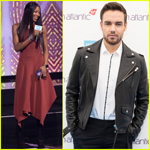 Liam Payne Joins Naomi Campbell at WE Day UK