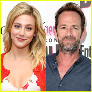 Lili Reinhart Mourns Luke Perry's Death - Read Her Posts
