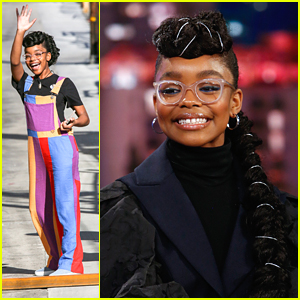 Marsai Martin Dishes On Becoming A Producer For Her New Movie 'Little'