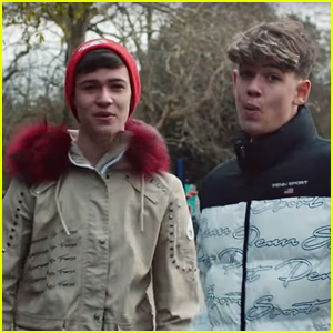Max & Harvey Dance Through the Streets in 'Where Were You' Music Video - Watch Now!