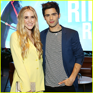 Max Ehrich & Spencer Locke Celebrate New Netflix Film 'Walk. Ride. Rodeo.' At Screening Event