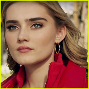 Meg Donnelly Navigates 'Digital Love' in New Music Video - Watch Now!
