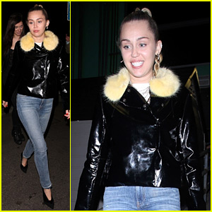 Miley Cyrus Hangs Out with Bravo's 'Vanderpump Rules' Cast in WeHo!
