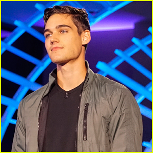 Former 'Every Witch Way' Star Nick Merico Auditions For 'American Idol' - Watch!