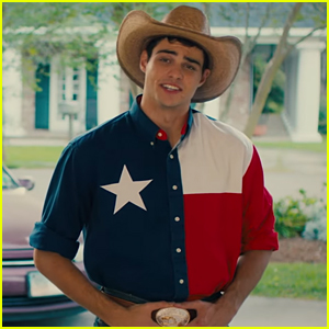 Noah Centineo Goes Full Texan in New Teaser & Pics From 'The Perfect Date'