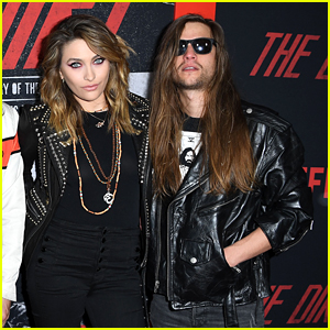 Paris Jackson Keeps It Edgy for Netflix's 'The Dirt' Premiere
