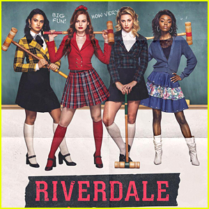'Riverdale' Drops Amazing Poster For Heathers Themed Musical Episode
