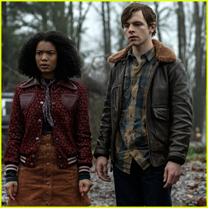 Ross Lynch, Jaz Sinclair & More Star in New 'Chilling Adventures of Sabrina' Pics for Part 2!