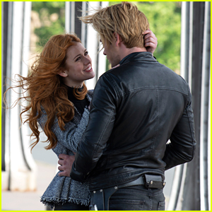 Clary & Jace Reunite in Paris on 'Shadowhunters' Tonight