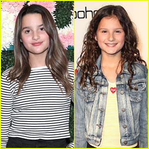Sisters Annie & Hayley LeBlanc Land Nickelodeon YouTube Show 'Annie vs. Hayley: LeBake Off!'