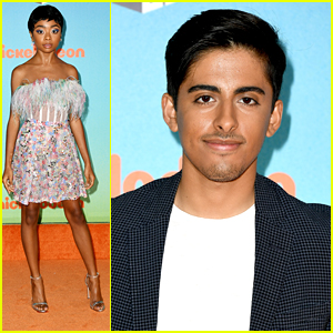 Skai Jackson Supports Karan Brar at Kids Choice Awards 2019 For His First Nomination!