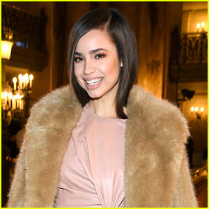 Sofia Carson Thanks Oprah For Warmth & Kindness