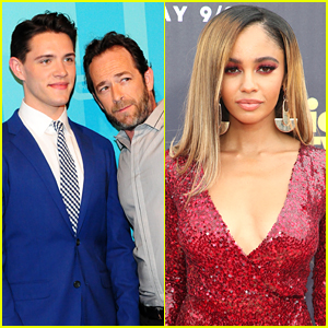 Riverdale's Vanessa Morgan & Casey Cott Share Tributes to Luke Perry After His Unexpected Death