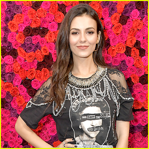 Victoria Justice Shares Funny Thought About 'Beggin' on Your Knees'