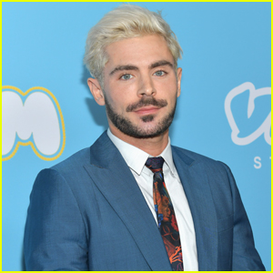 Zac Efron Shows Off Blonde Hair at 'Beach Bum' Premiere