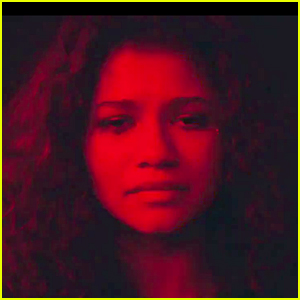 Zendaya's 'Euphoria' Is Coming Soon, Trippy Teaser Released!