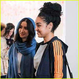 Aisha Dee & Nikohl Boosheri Tease Kadena's Relationship in 'Bold Type' Season 3