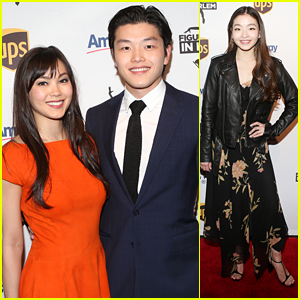 Alex Shibutani & Hamilton's Sabrina Imamura Couple Up For Figure Skating in Harlem Gala