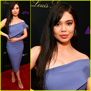 Auli'i Cravalho Steps Out For The 'Be Natural' Movie Premiere in LA