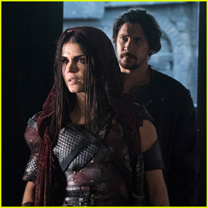 The 100's Marie Avgeropoulos & Bob Morley Talk About Octavia & Bellamy's Relationship in Season 6