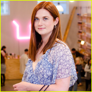 Bonnie Wright Celebrates the Launch of Her Sustainable Swimwear Line!