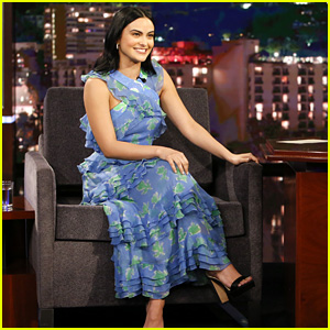 Camila Mendes Talks About Her Dine in the Dark Experience With 'Riverdale' Co-Stars - Watch!