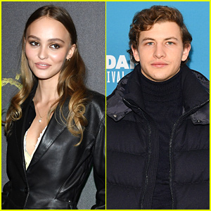 Lily Rose Depp & Tye Sheridan Team Up for Thriller Flick 'Voyagers'