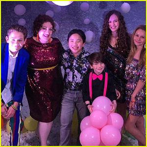 Olivia Sanabia, Ciara Riley Wilson & More Disney Channel Stars Attend The Rainbow Ball